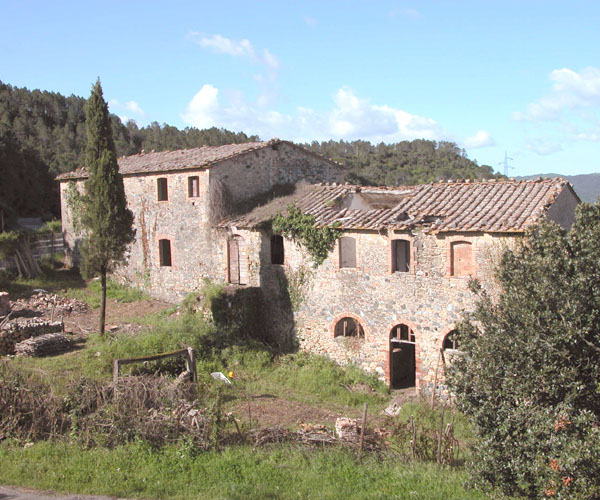 Fixing A House In Tuscany
